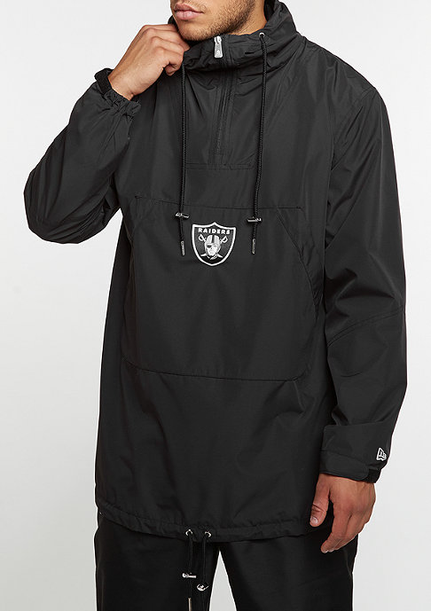 New Era Remix II Poncho NFL Oakland Raiders black
