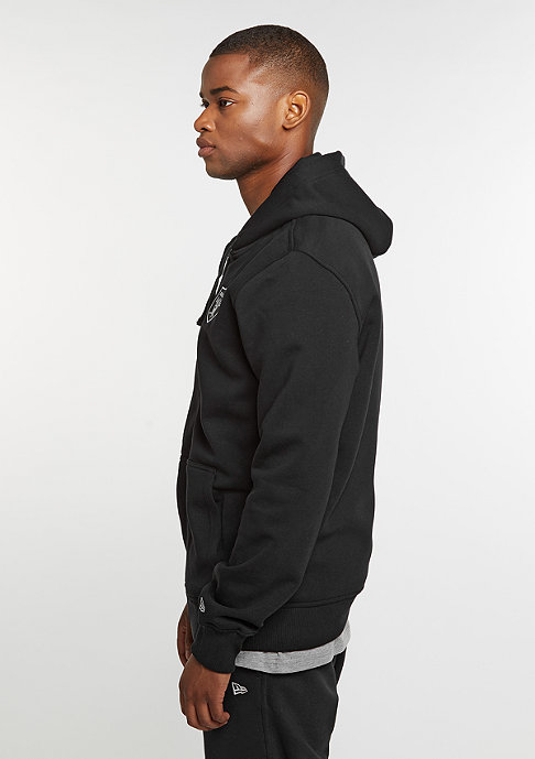 New Era Hooded-Zipper Full NFL Oakland Raiders black