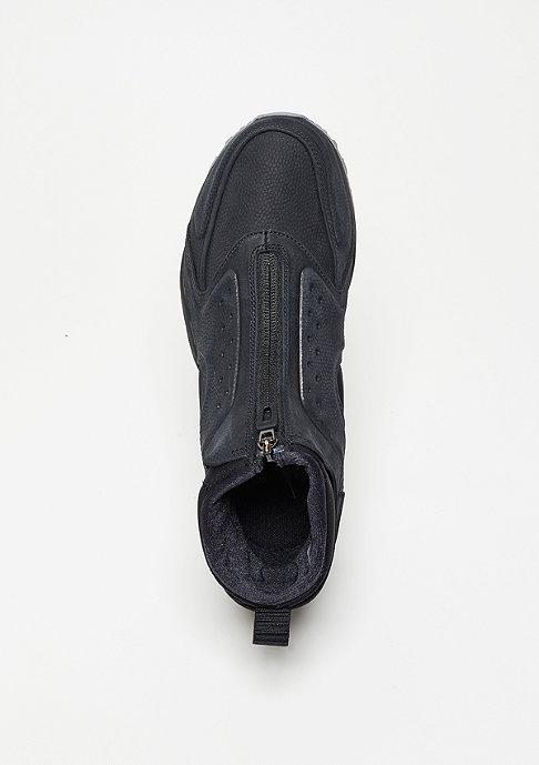 NIKE Schuh Wmns Air Huarache Run Mid Premium black/black/dust