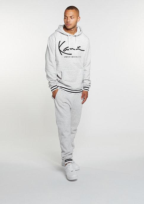 Karl Kani Hooded-Sweatshirt Retro heather grey
