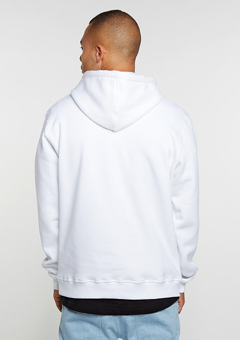 Karl Kani Hooded-Sweatshirt Retro white