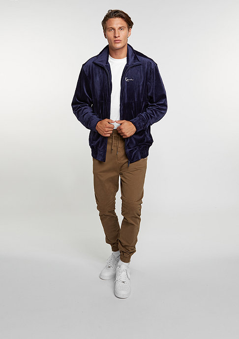 Karl Kani Retro Trackjacket blue