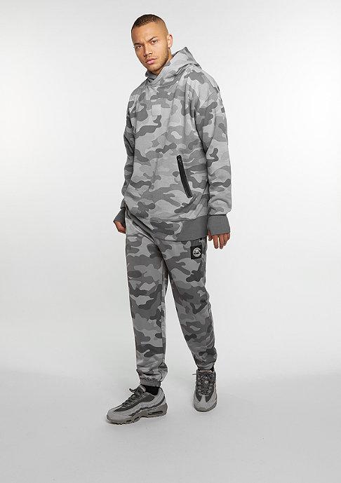 Cayler & Sons CSBL Hoody Millennivm Loose Fit stone camo/ reflective grey