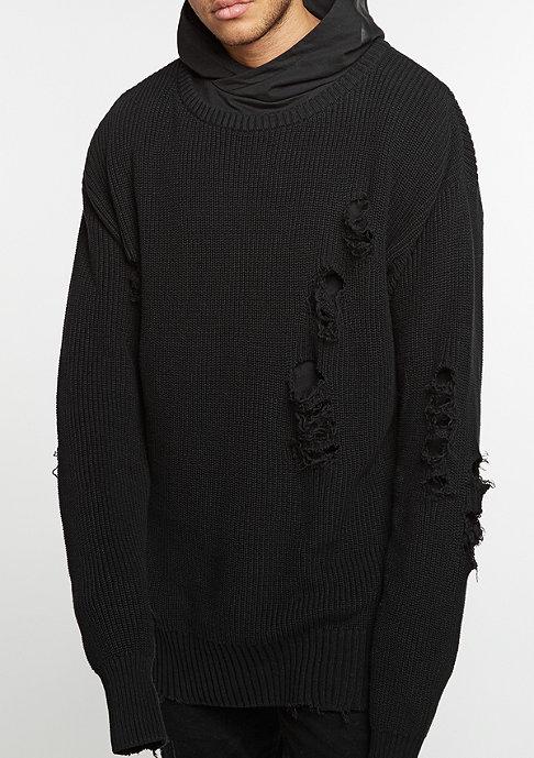 Cayler & Sons CSBL Hoody Operator Oversized black knit