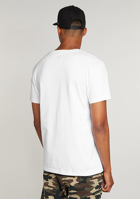 Cayler & Sons C&S WL Tee CHMPGN DRMS white/mc