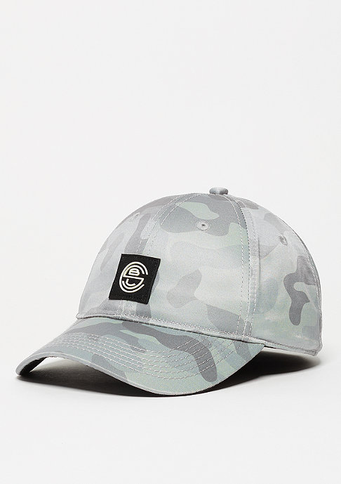 Cayler & Sons CSBL Curved Cap Millennivm stone camo/black/white