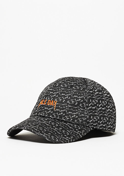 Cayler & Sons C&S WL Curved Cap All Day marauder knit/orange