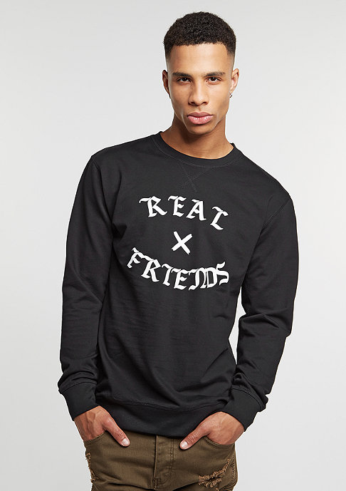 Mister Tee Real Friends charcoal