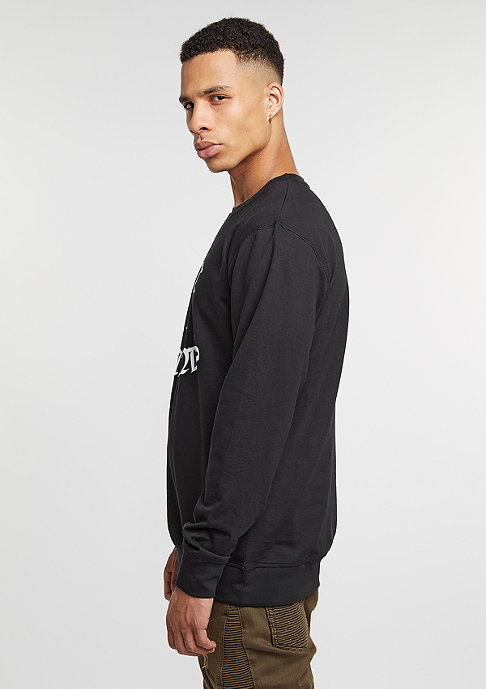 Mister Tee Sweatshirt Real Friends black