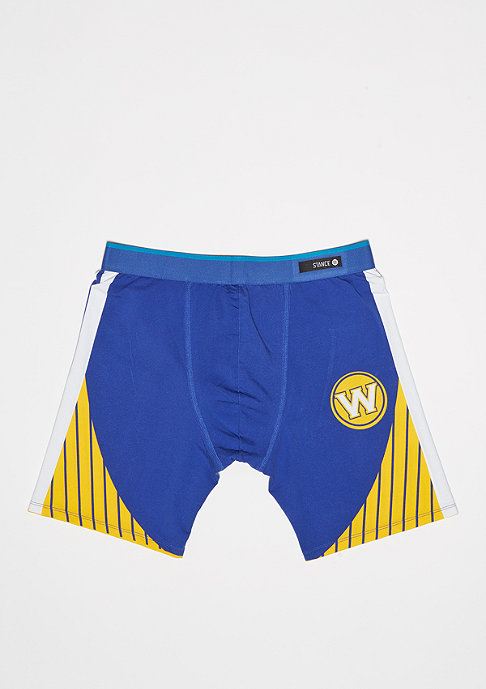 Stance Golden State Warriors blue