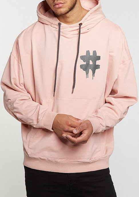 Been Trill Oversized Hoody rose