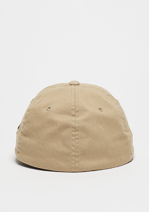 Been Trill Curved Cap grey