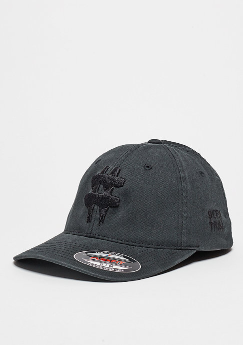 Been Trill Curved Cap dark grey