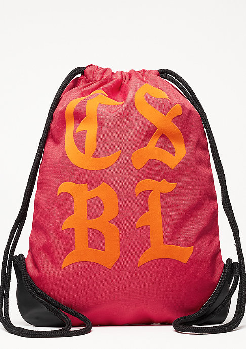 Cayler & Sons CSBL Worldwide Gymbag red/orange