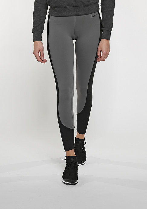 SNIPES Leggings 2.0 grey/black