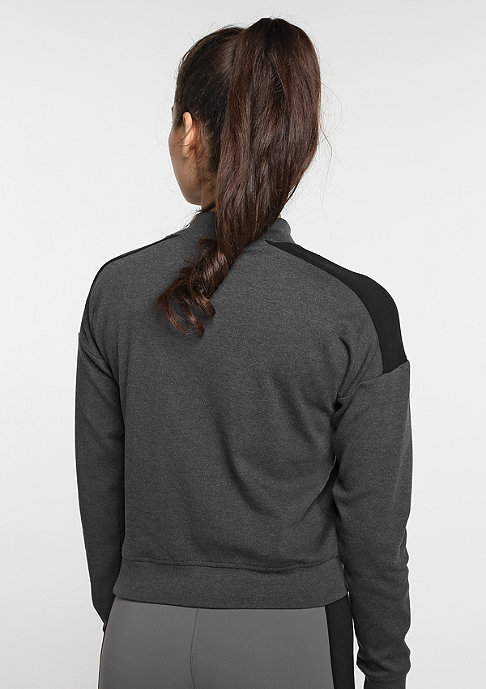 SNIPES Turtle L/S charcoal
