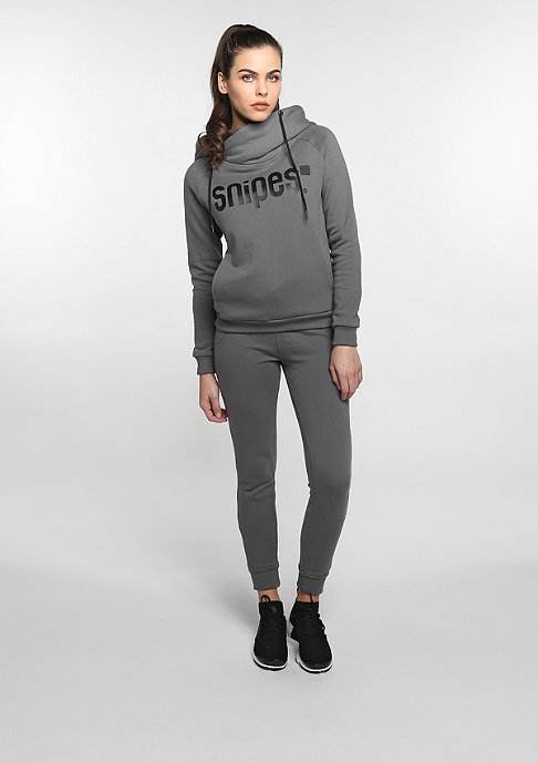 SNIPES Trainingsbroek Turtle L/S 2.0 charcoal
