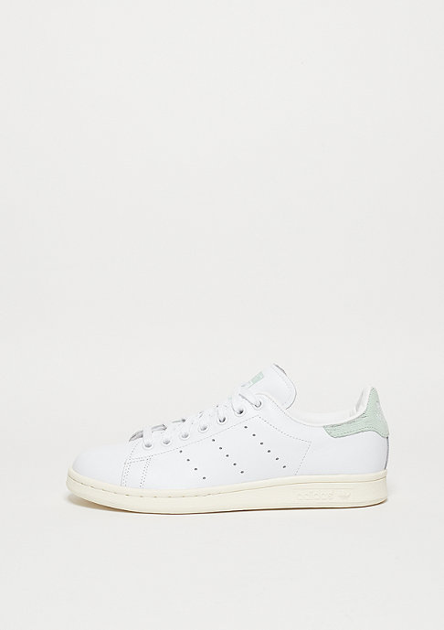 adidas Stan Smith white/white/vapour green