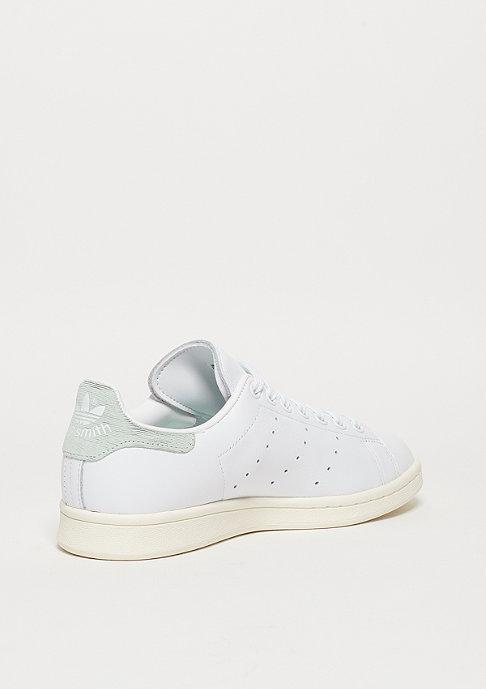 adidas Stan Smith white/white/vapour green
