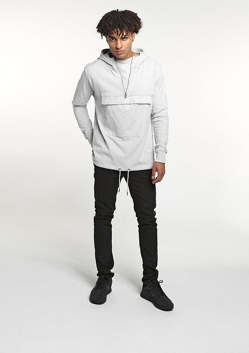 Flatbush Half-Zip Hoody light grey