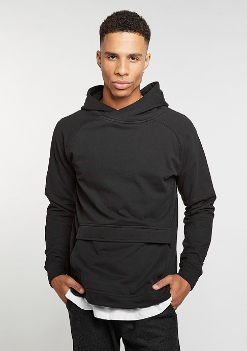Flatbush Front Pocket Hoody black