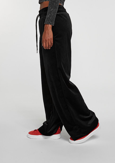 Future Past Trainingshose Velvet Pants black