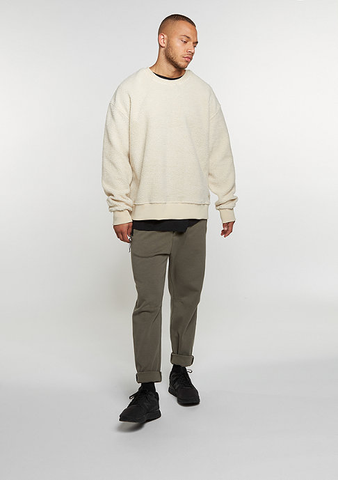 Future Past Sherpa Crew beige