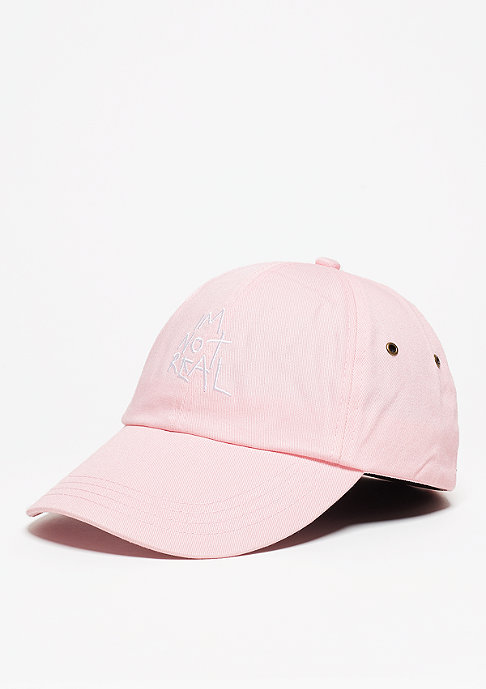 Hype Baseball-Cap Real pink