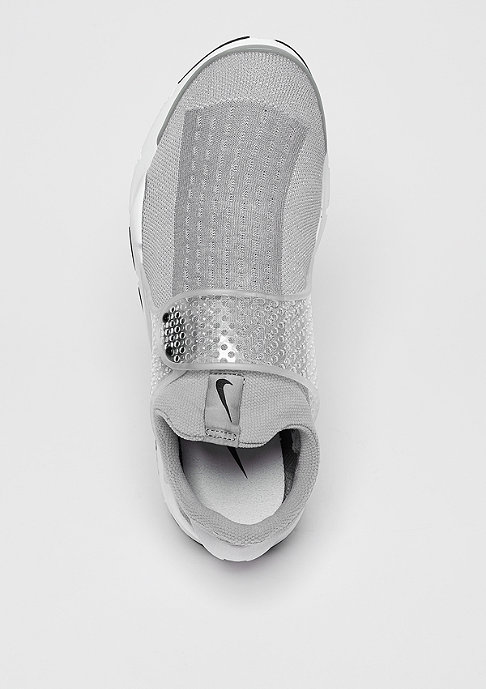 NIKE Sock Dart medium grey/black/white