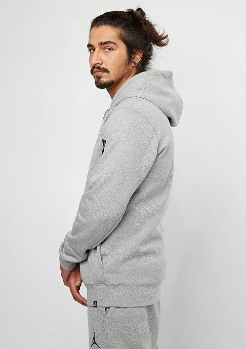 JORDAN Hooded-Sweatshirt Jumpman Brushed Graphic PO 2 dk grey heather