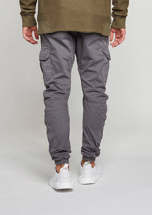 Urban Classics Trainingshose Cargo Jogging darkgrey