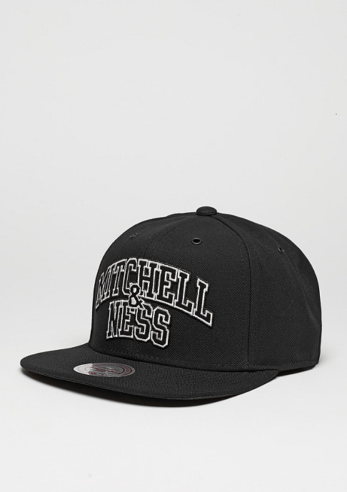 Mitchell & Ness Black And White Arch black