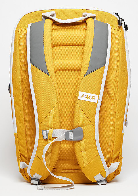 Aevor Rucksack Sportspack Golden Hour mustard/dark grey