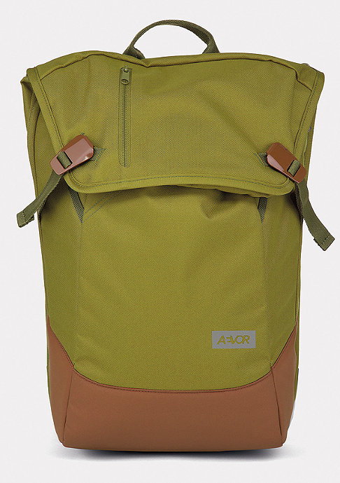 Aevor Daypack Woodland olive/brown