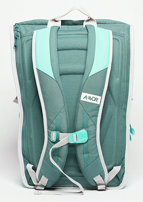 Aevor Rucksack Daypack Aurora Green green/light green
