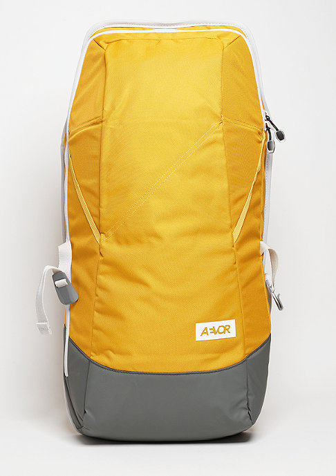 Aevor Daypack Golden Hour mustard/dark grey