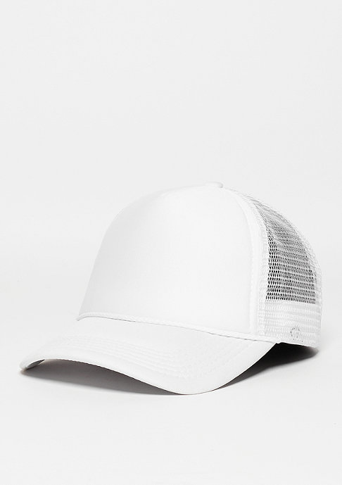 Masterdis Trucker-Cap Baseball High Profile white