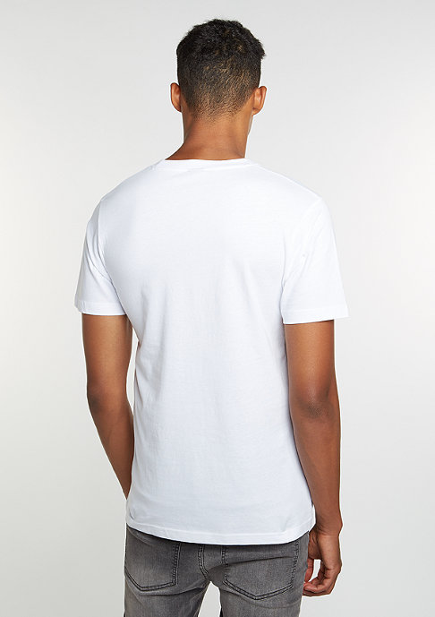 Mister Tee T-Shirt NSFW white