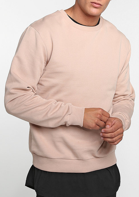 Flatbush Sweatshirt Crew rose