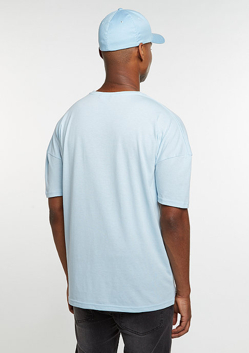 Flatbush Basic Tee light blue