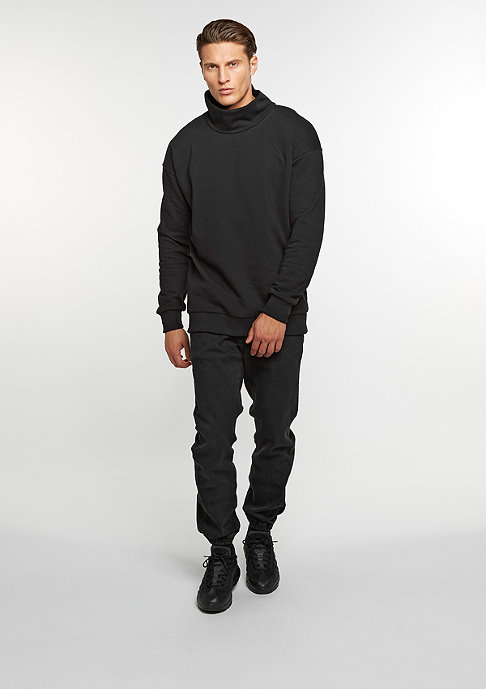 Flatbush Oversized Crew black