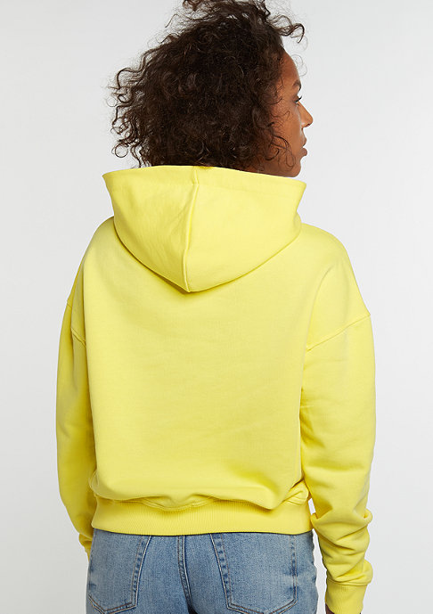 Flatbush Hooded-Sweatshirt Inside Out yellow