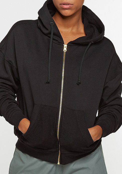 Flatbush Zip Sweat Hoody black