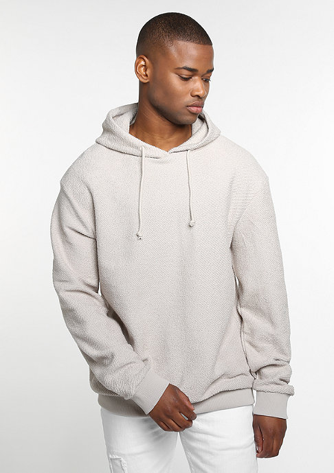 Future Past Terry Hoody sand