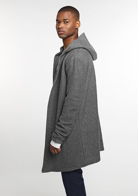 Future Past Knit Cardigan grey/charcoal