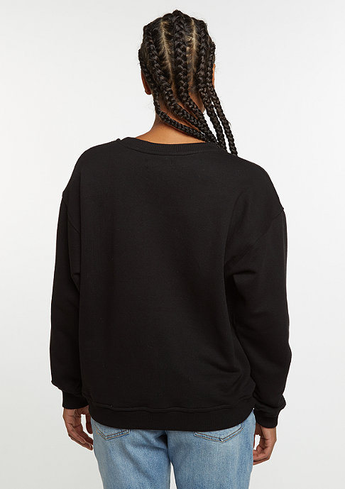 Future Past Sweatshirt Laces black