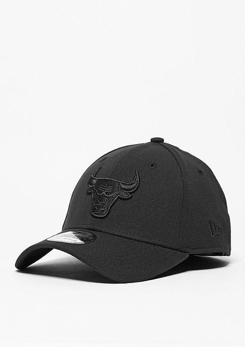 New Era 39Thirty BOB NBA Chicago Bulls black/black