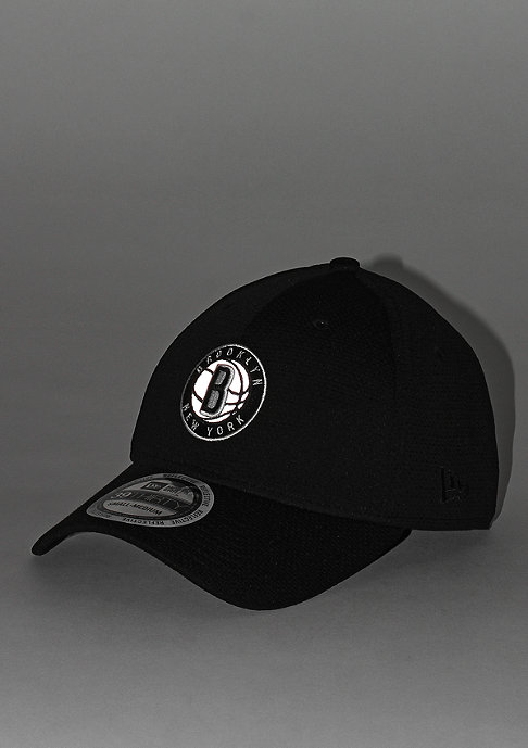 New Era 39Thirty Reflective Pack NBA Brooklyn Nets black