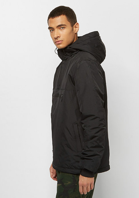 Urban Classics Winterjacke Padded Pull Over black