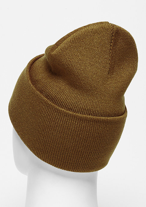 Carhartt WIP Acrylic Watch Hat hamilton brown